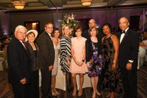 PVM dignitaries at the Boilermaker Ball