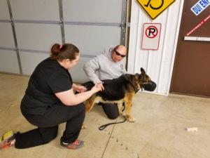 Narcan training photo
