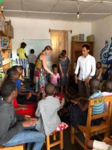 Nyamirambo Women's Center library photo
