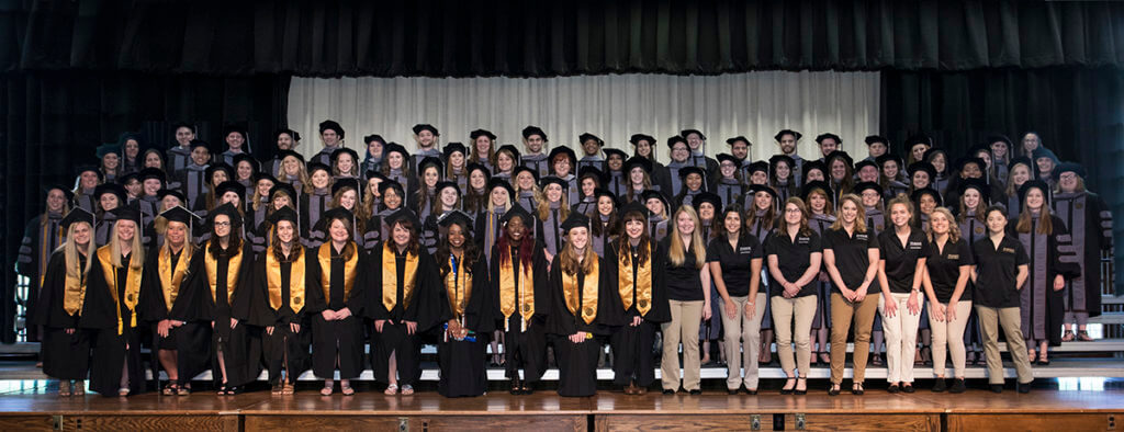 Class of 2018 graduates pictured