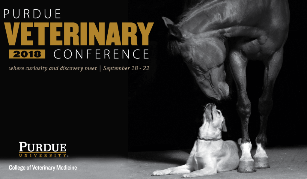 Save Your Spot at the Purdue Veterinary Conference | Purdue