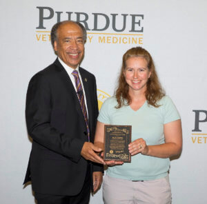 Amy Huffman pictured with Dean Reed