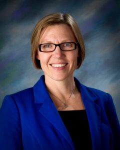 Dr. Audrey Ruple pictured