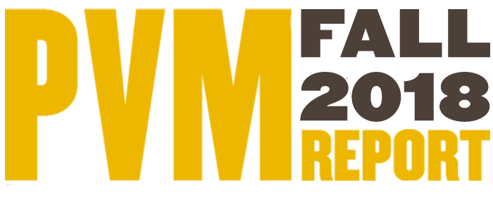 2018 Fall PVM Report