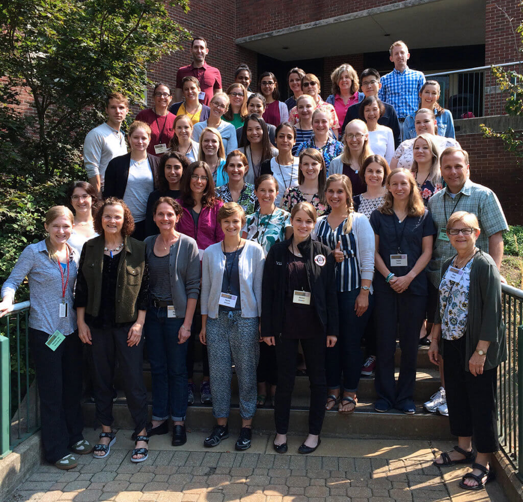 Bone Marrow Workshop participants pictured