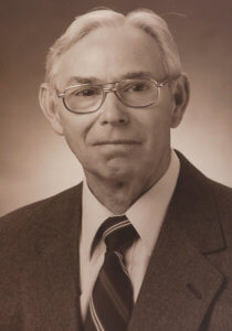 Dr. Claflin pictured