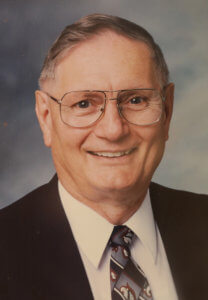 Dr. Billy Hooper pictured