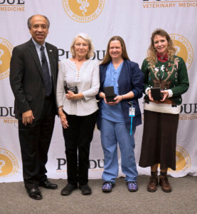 Dean Reed pictured with Elizabeth Brooks, Pamela Kirby, and Sheila Stingle
