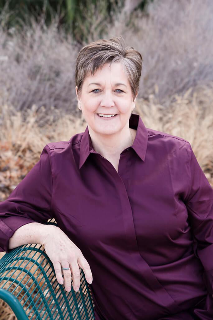 Paige Allen portrait