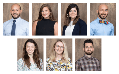 resident and intern portraits