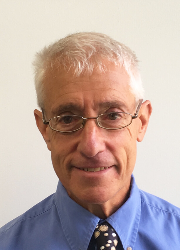 Stanley Perlman portrait