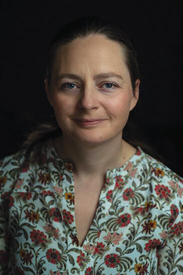 Wendy Beauvais portrait