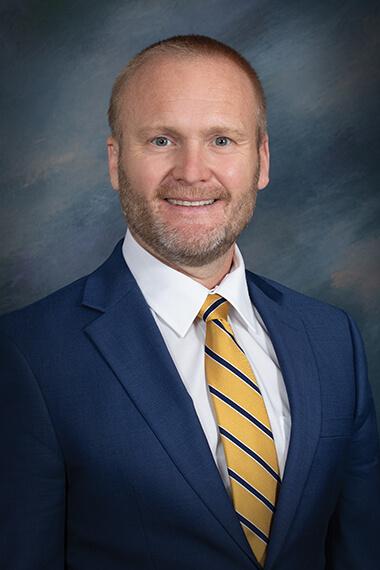 Chad Brown portrait