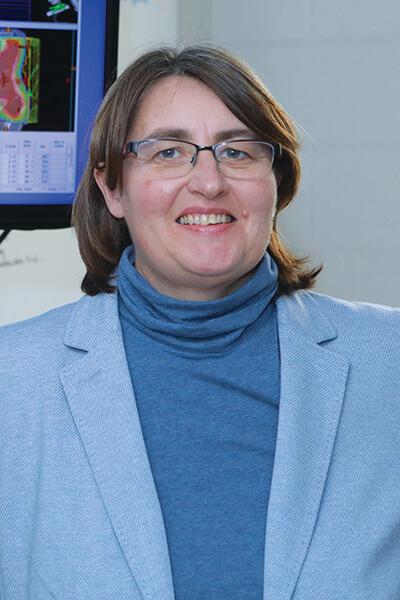Isabelle Vanhaezebrouck portrait