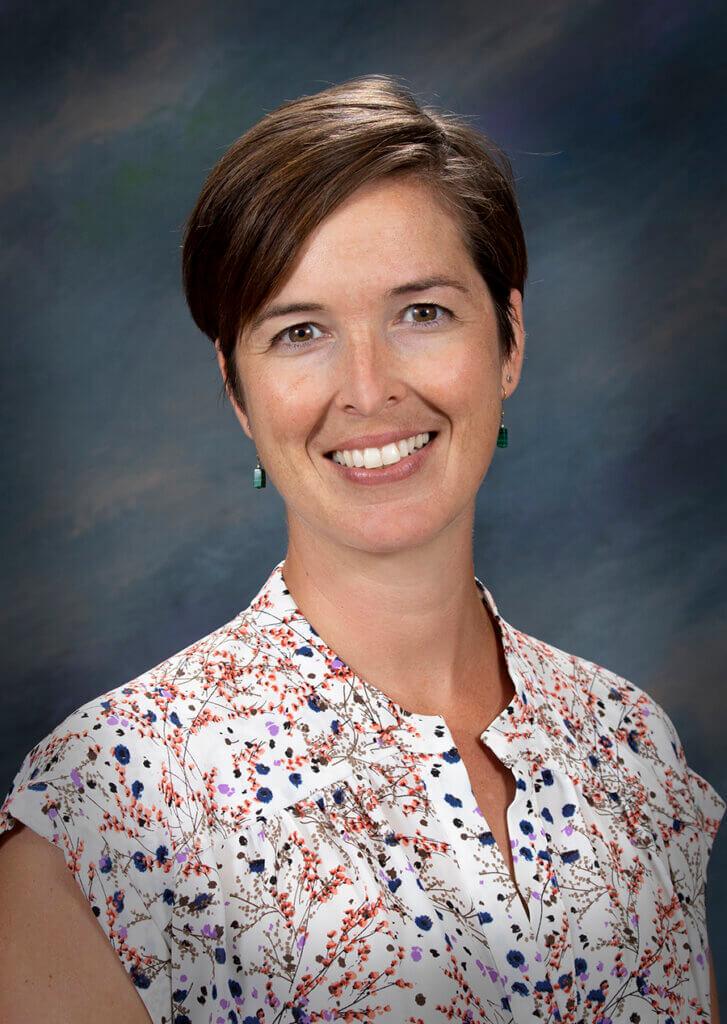 portrait of Abigail Cox