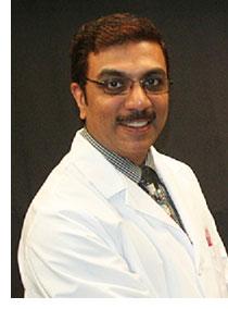 Dr. Sanjeev Narayanan (Photo courtesy of Kansas State University)