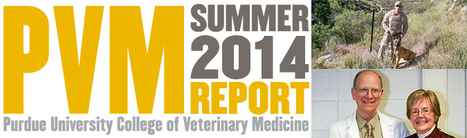 Summer 2014 PVM Report